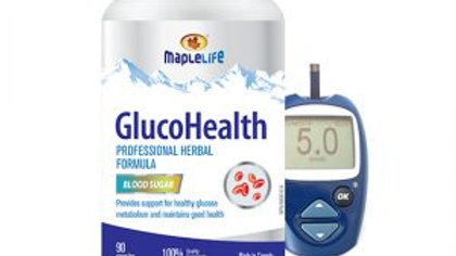 GlucoHealth for Blood Sugar Support (formerly GlucoLess)
