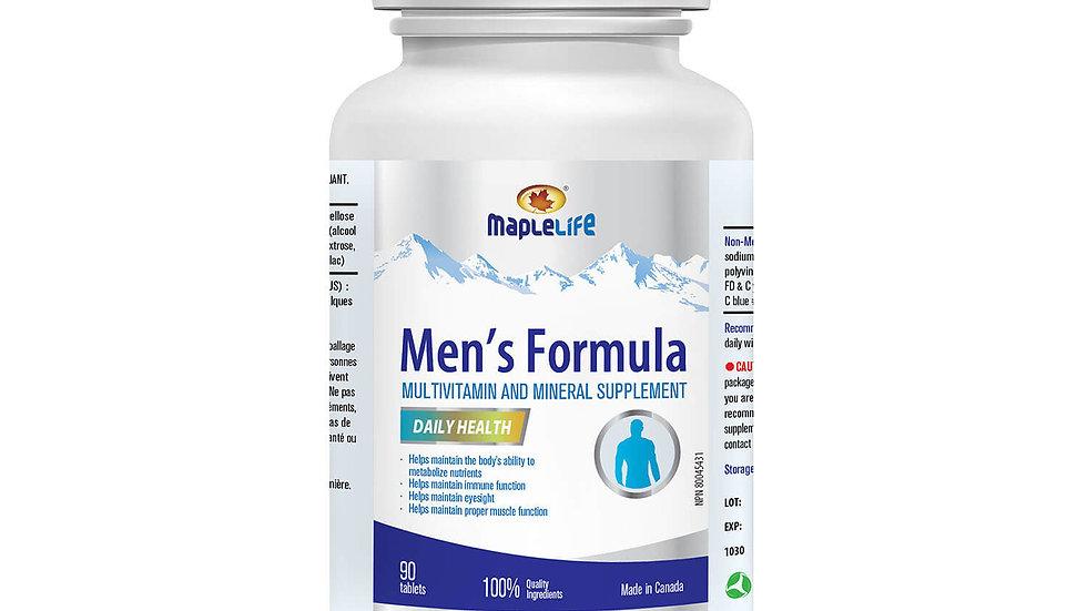 Multivitamin and Mineral Supplement (Men's Formula)
