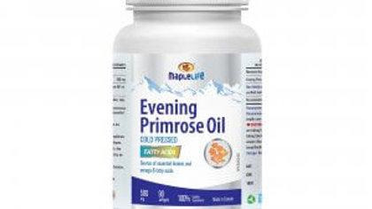 Cold Pressed Evening Primrose Oil 500 mg