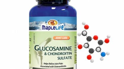 Glucosamine & Chondroitin Sulfate