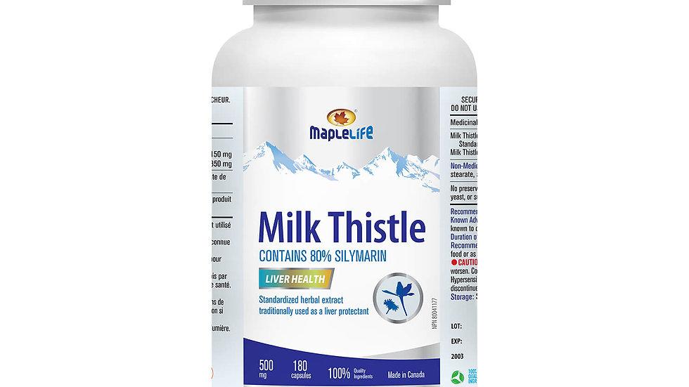 Milk Thistle 180 Softgels