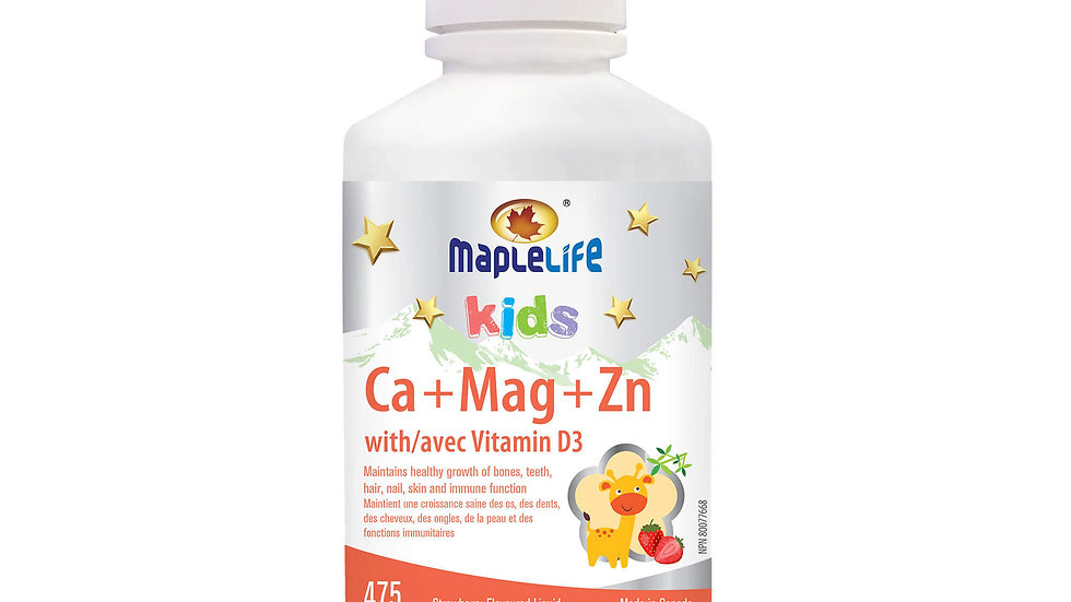 Cal Mag Zinc for Kids