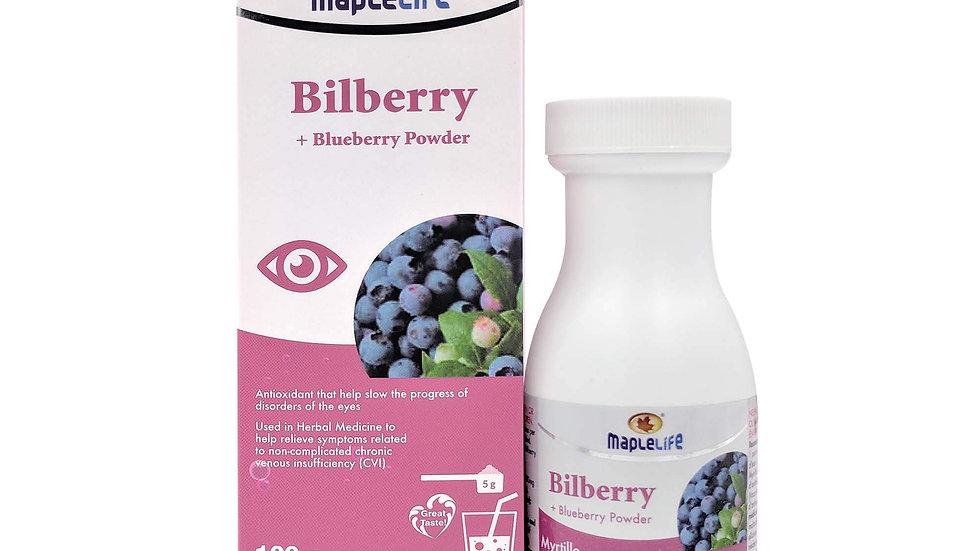 MapleLife Bilberry+Blueberry Powder