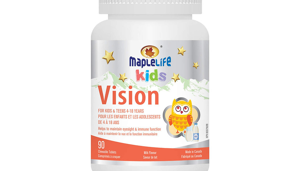 Children's Vision Chewables