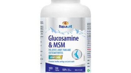 Glucosamine Plus Msm 1000mg