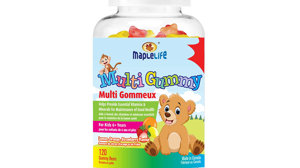Multivitamin Gummy GelatinKids