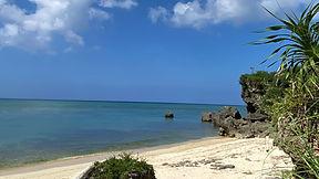 目の前のビーチ.jpg