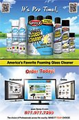Spray-X Glass Cleaner