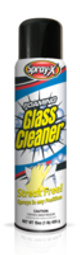 Spray-X 15oz Window Cleaner for a crystal clear shine, ever time