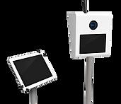 Ipad Kiosk and Photo Booth Head