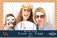 Brook Hill School's Trunk or Treat 2017