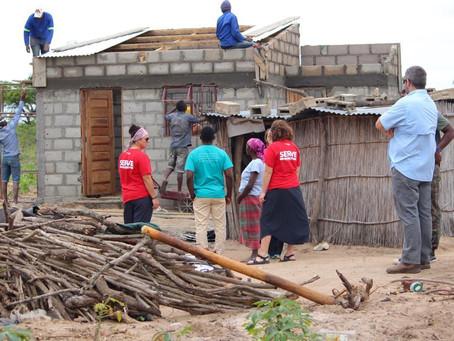 Construção em MOÇAMBIQUE!