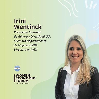 Irini Wentinck