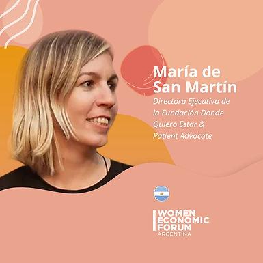 María de San Martín