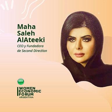 Maha Saleh AlAteeki