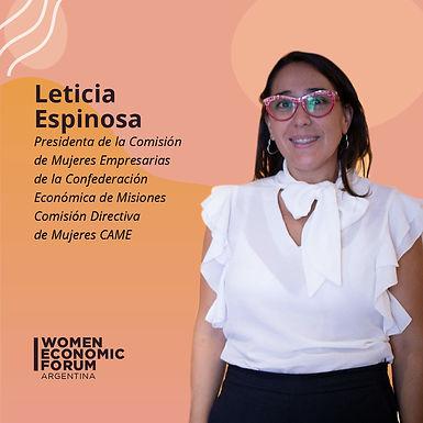 Leticia Espinosa