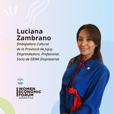 Luciana Zambrano