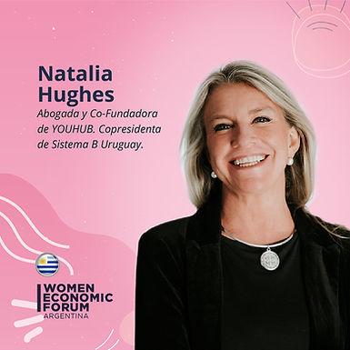 Natalia Hughes