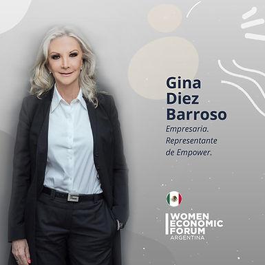 Gina Diez Barroso