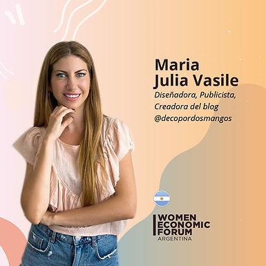 María Julia Vasile