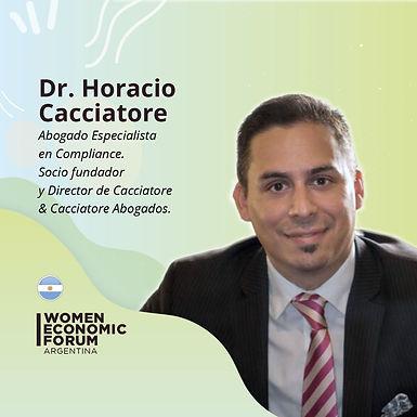 Horacio Cacciatore