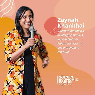 Zaynah  Khanbhai