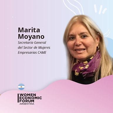 Marita Moyano