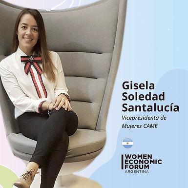 Gisela Soledad Santalucía