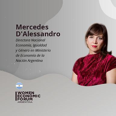 Mercedes D´Alessandro