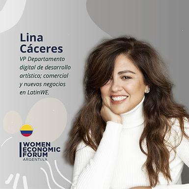 Lina Cáceres