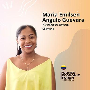 María Emilsen Angulo Guevara