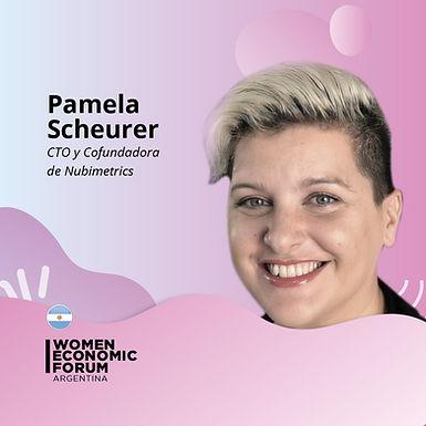 Pamela Scheurer