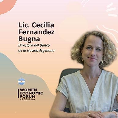 Cecilia Fernandez Bugna