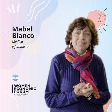 Dra. Mabel Bianco
