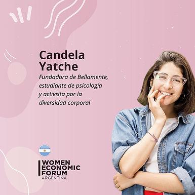 Candela Yatche