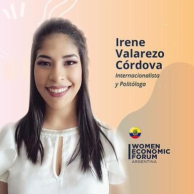 Irene Valarezo Córdova
