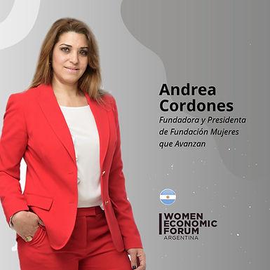 Andrea Laura Cordones