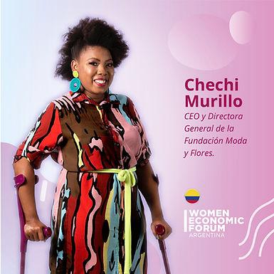 Chechi Murillo