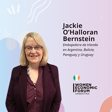 Jacqueline O'Halloran