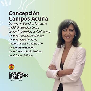 María Concepción Campos Acuña