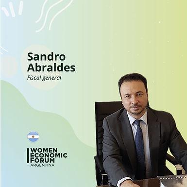 Sandro Abraldes
