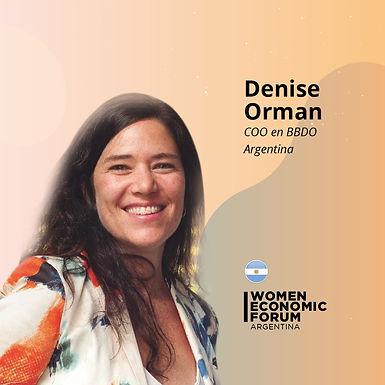 Denise Orman