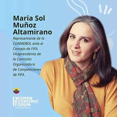 María Sol Muñoz