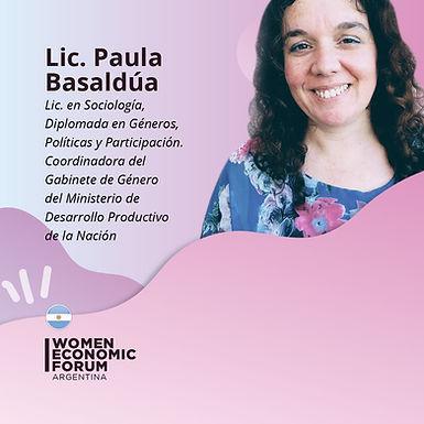 Paula Basaldúa