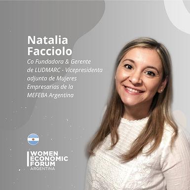 Natalia Facciolo