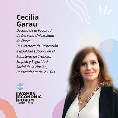 Cecilia Garau