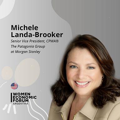 Michelle Landa-Brooker