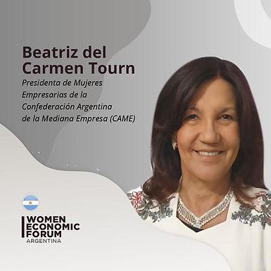 Beatriz del Carmen Tourn