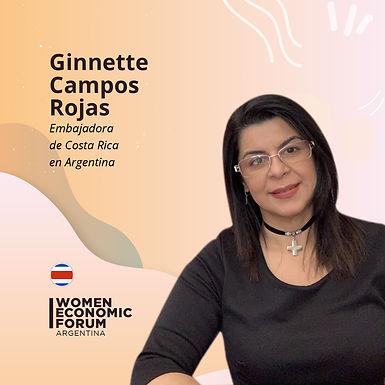 Ginnette Campos Rojas