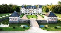 GARDEN PARTY château de Bourron